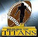 Disney 100 Years of Dreams #56 Remember the Titans Pin
