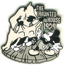Disney 100 Years of Dreams #38 The Haunted House Pin