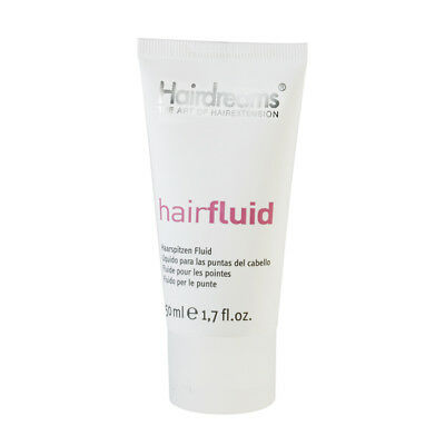 (€26,99/100ml) HAIRDREAMS HairFluid Hair Fluid Extensions 50ml