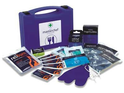 Special Kitchen / Catering First Aid Kit Plus **5 x FREE BURN GEL SACHETS**