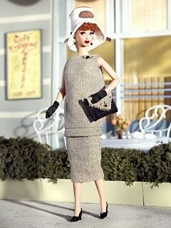 I love Lucy Gets A Paris Gown Barbie~Episode 147~NRFB