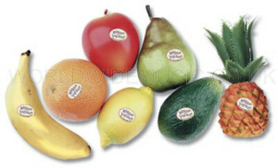 Rhythm Tech Fruit Shakers with a Choice of Flavours NEW!