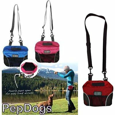 Kyjen Outward Hound QUICK ACCESS Dog Puppy Obedience Training Treat Pouch Bag