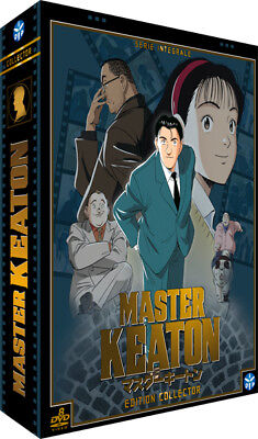 ★ Master Keaton ★ Intégrale Collector 8 DVD