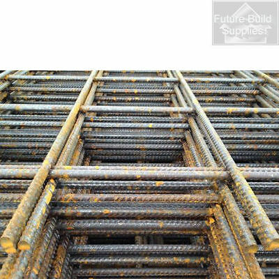 A142 Concrete Reinforcement Mesh 3.6m x 2.0m Per Sheet 6mm Thick bar
