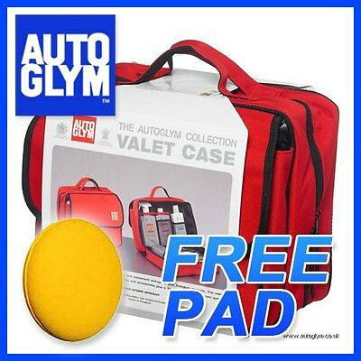 AUTOGLYM Collection Valet Case Kit 10 Products +GIFT