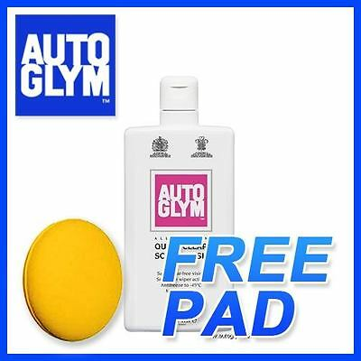 AUTOGLYM Screenwash Quick Clear All Seasons +GIFT