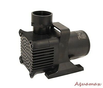 7500 GPH Commercial Submersible Water Pump for Fish Pond Water Garden Waterfall