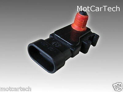 MAP-SENSOR DRUCKSENSOR SAUGROHRDRUCK VW MULTIVAN BUS T5 NEW BEETLE 9C 1Y 1.9 TD