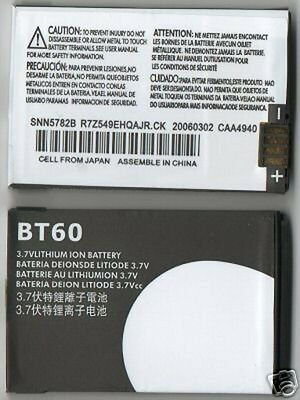 Lot 25 New Battery For Motorola Bt60 Theory Wx430 Boost
