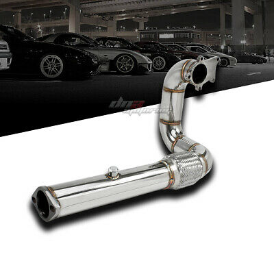 "Civic/crx/del Sol/integra B/d 3"" Turbocharger Stainless Racing Downpipe Exhaust"