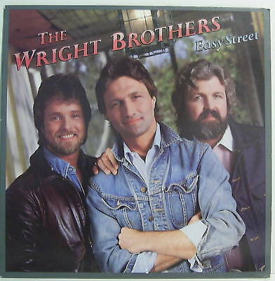 The Wright Brothers:easy Street-Mercury Lp 1984