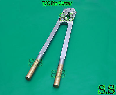 "T/C Pin Cutter 18.5"" Surgical Medical Veterinary Instruments"