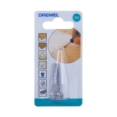 Dremel 114 High Speed Cutter 7.8 mm Pack of 2 Carving Engraving Routing