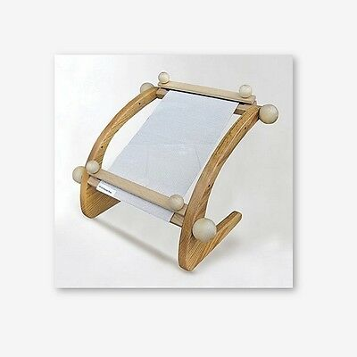 """Lap Stitch Dutch Treat Frame for Perforated Paper w/15"""" Clamps"""