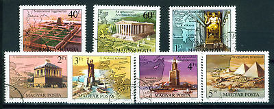 Hungary Seven Wonders of the World set 1983