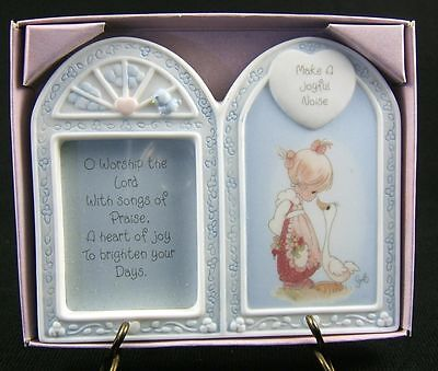 PRECIOUS MOMENTS - WITH BLESSINGS FROM ABOVE - Frame
