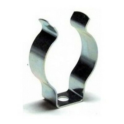 CLIPS NEON T5 METALIQUE lot de 10 en inox ref 155128