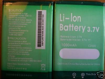 Lot 2 New Battery For Lg C2000 Cu320 Cg300 Cg225