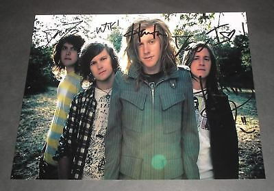 "We The Kings Pp Signed 10""x8"" Photo Travis Clark Repro"