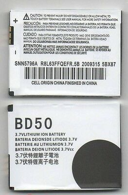 Lot 4 New Battery For Motorola Bd50 F3 F3C Snn5796A