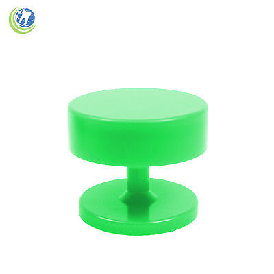 New Magnetic Dental Lab Bur Holder Stand Station Neon Green Holds Fg & Ra Burs