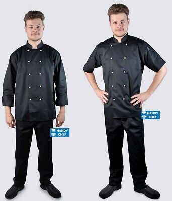 Chef Jacket + Chef Pant - See Handy Chef for Quality Chef Aprons, Chef Hats.,,,