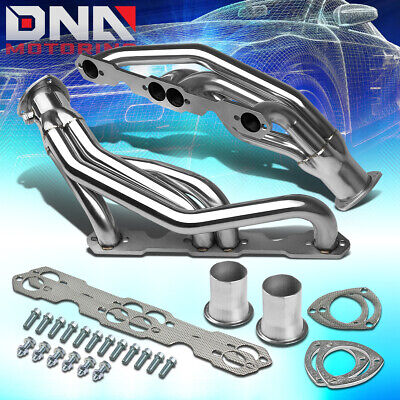 Stainless Steel Header For 88-97 C/k-Series 1500-2500 5.0/5.7 Exhaust/manifold