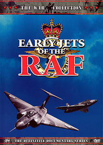 The War Collection - Early Jets Of The Raf (Australian War Planes) Dvd