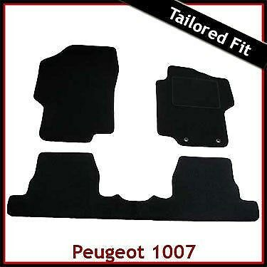 Peugeot 1007 2004 2005 2006 2007 2008 2009 Tailored Fitted Carpet Car Mats