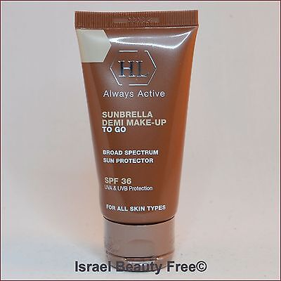 Holy Land Sunbrella SPF 36 Demi Make Up Sunscreen To Go 50 ml