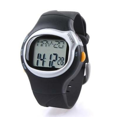 Pulse Heart Rate Monitor Calories Counter Fitness Watch