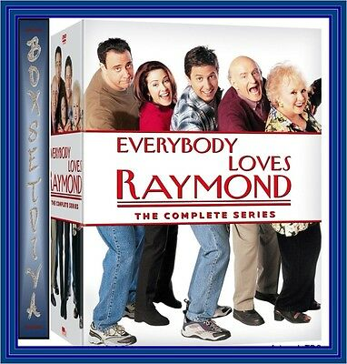 Everybody Loves Raymond Complete Hbo Series 1- 9 *brand New Dvd R2 & R4*