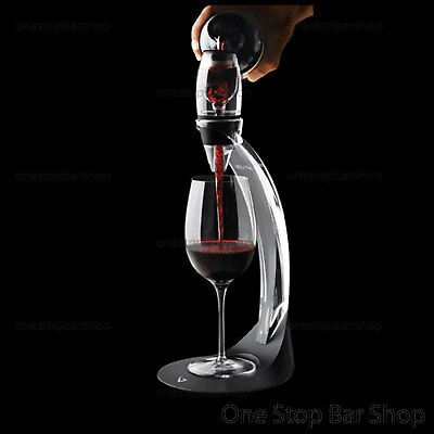 VINTURI RED WINE TOWER AERATOR GIFT SET - American Made - Red Wine As Intended