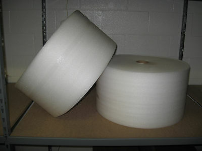 "1/16"" PE Foam Packaging Roll 12"" X 1250' Per Bundle - Ships Free!"