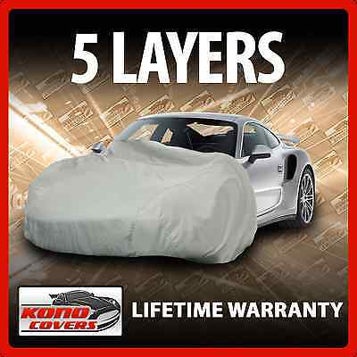 Porsche 911 993 Carrera Convertible S 4 4S Targa Turbo 5 Layer Car Cover 1997