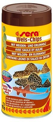 Sera Nourriture Wels-Chips 250 Ml