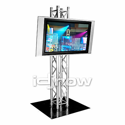 Global Truss Plasma Stand 6' Box Truss Plasma Tv Stand