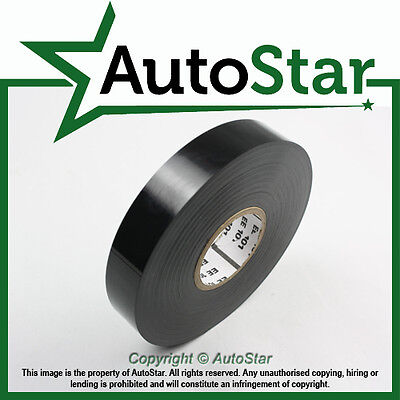 Wiring Loom Harness NON-Adhesive PVC Tape 19mm / 45m - Classic Car & Motorcycle