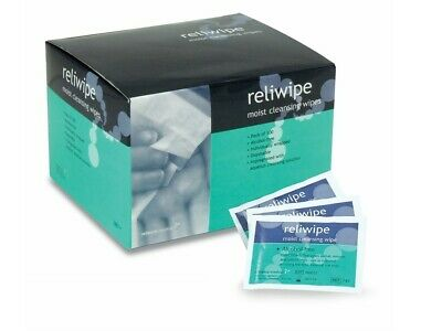 Alcohol Free Moist Cleansing Wipes Individually Wrapped First Aid Kit Refills