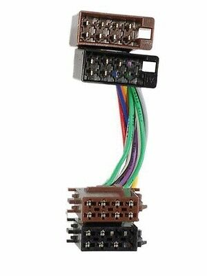 PC2-36-4 Landrover Discovery Freelander ISO Stereo Head Unit Adaptor Lead Wiring