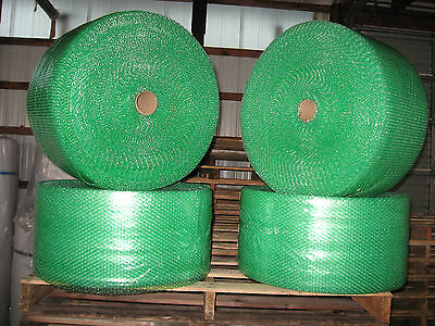 "3/16"" Small Recycled Green Bubble, 12"" x 1200' Per Order - Ships Free!"