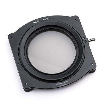 NiSi V5 100mm Filter Holder With 67/72/77mm Adapter Rings And Integrated CPL UK