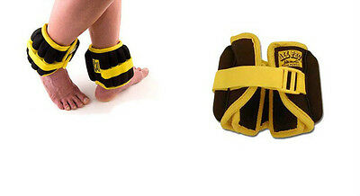 All Pro Aquatic Ankle Weight Adjustable Weighted Cuff Pool Exercise 5LB Set 9530