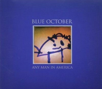 Blue October - Any Man In America NEW CD