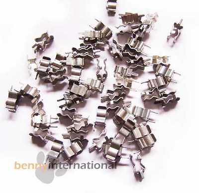 20x PCB FUSE HOLDERS M205 3AG 3AB 5 x 20 mm Fuse holders PCB Mount