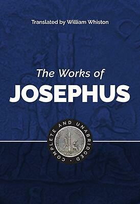 The Works of Josephus by Flavius Josephus Hardcover Book (English)