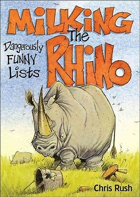 Milking the Rhino: Dangerously Funny Lists NEW