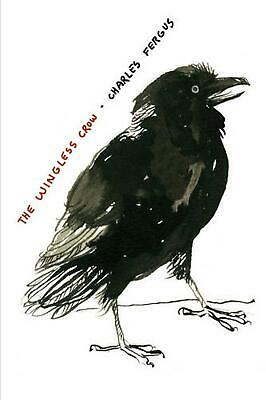 The Wingless Crow by Charles Fergus (English) Paperback Book Free Shipping!