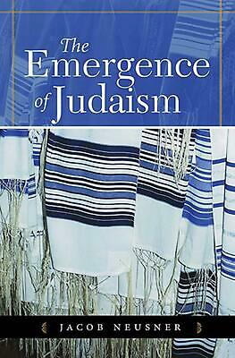 The Emergence of Judaism by Jacob Neusner (English) Paperback Book Free Shipping
